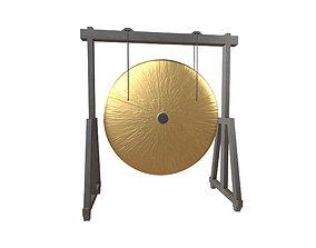 Gong v1 002 3D model