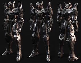 Mordred the Mech 3D model