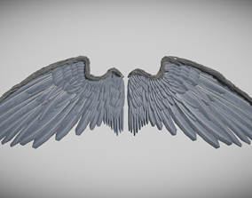 3D model Wing Non-Rigged