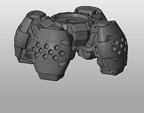 CHIBI-TECH SD - RIOT CHASSIS 3D printable model