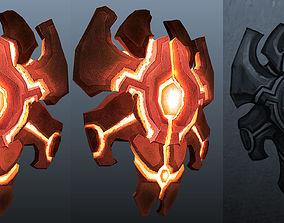 3D model Fire Shield