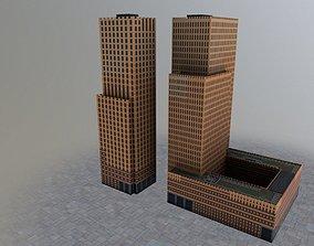Amsterdam Building Symphonie 3D asset
