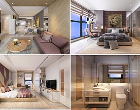 3D P Apartment Interior A2