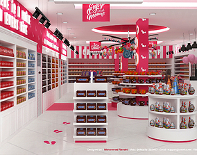 3D Candy Store