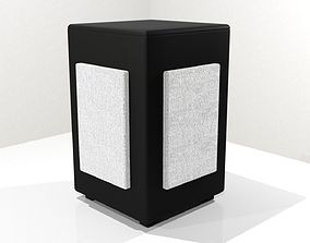 this is speaker 3D printable model