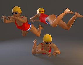 Swwimming Pool Female BCC 2130 006 3D