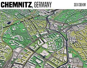 Chemnitz 3D model