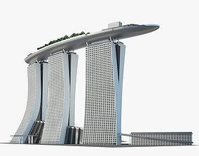 3D Marina Bay Sands