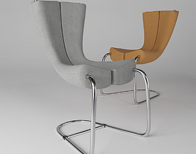 3D Komed Chair By Marc Newson
