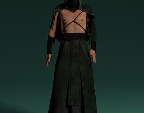 3D asset rigged Assassin