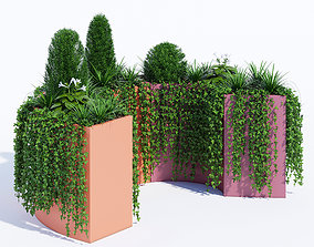 Modular Planters part 3 3D
