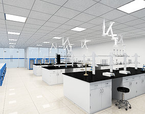 3D office Laboratory