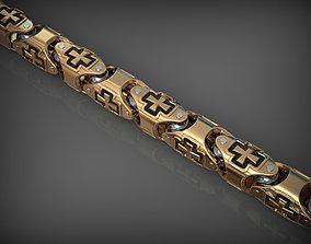 Chain link 156 3D print model