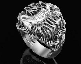 3D printable model Ring Horrible dream