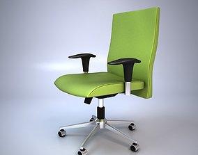 3D model Green Office Chair