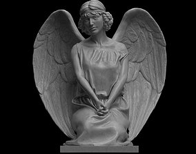 Angel Statue 3D printable model