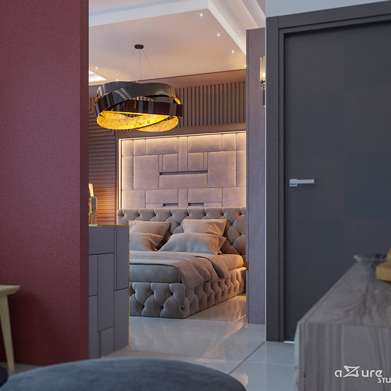 azure Master Bedroom 01