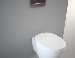 model 3D model Simas BO18 Toilet