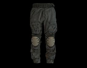 Pants 3D asset VR / AR ready