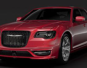 Chrysler 300 S Sport LX2 2018 3D model