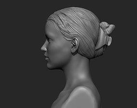 Hair Sculpt 36 3D model
