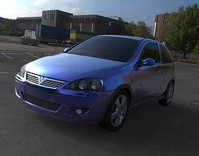 Vauxhall Corsa SRI 2004 3D