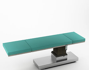3D model Surgical table 01