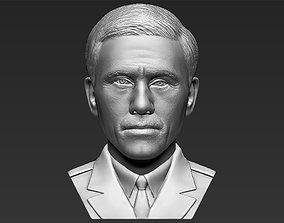 Hans Landa bust 3D printing ready stl obj formats