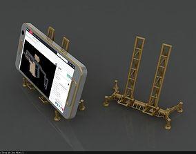 3D print model original design phone holder