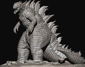 Godzilla for 3dprint games