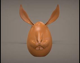 Bunny Egg 3D print model