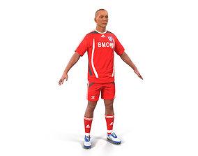 Soccer Player 3D