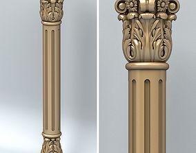 Column 001 3D