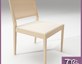 3D model DINING ROOM CHAIR 2