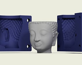 Matriz Maceta cemento 3D print model
