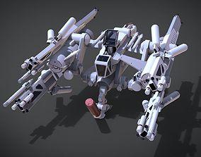 Requsistors Battle Ship 3D model