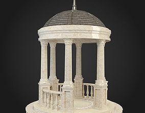 interior Gazebo 3D model