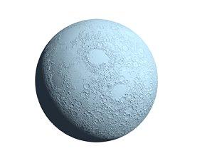 3D model Alien Moon