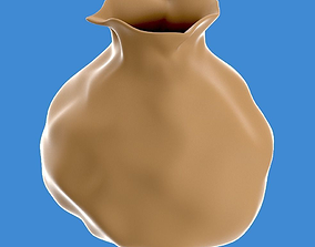 3D model Bag or sack or pouch