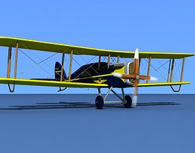 Airco DH-4 Charleston Air 3D