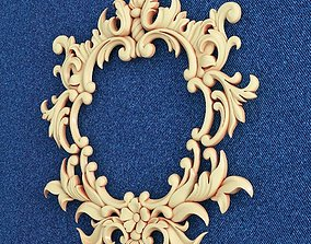 decor baroque 2 3d print model