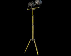 3D asset PBR Lamp