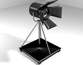 Spotlight - Type 1 3D model