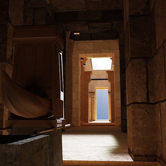 Templo Egito