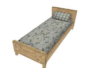 3D asset Bedcloth 78
