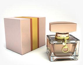 3D Parfume Bottle