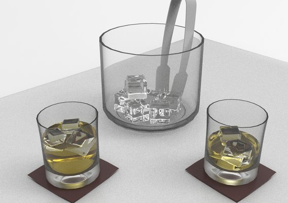 A whiskey Session