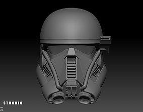 3D printable model Death Trooper Helmet
