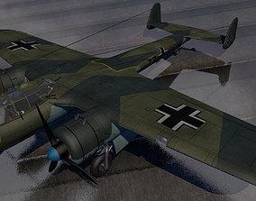 3D Dornier Do-17Z-2