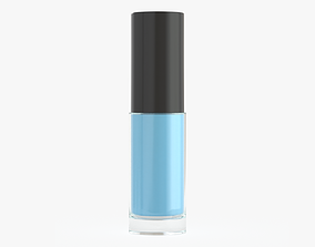 3D Bottle with nail polish 03